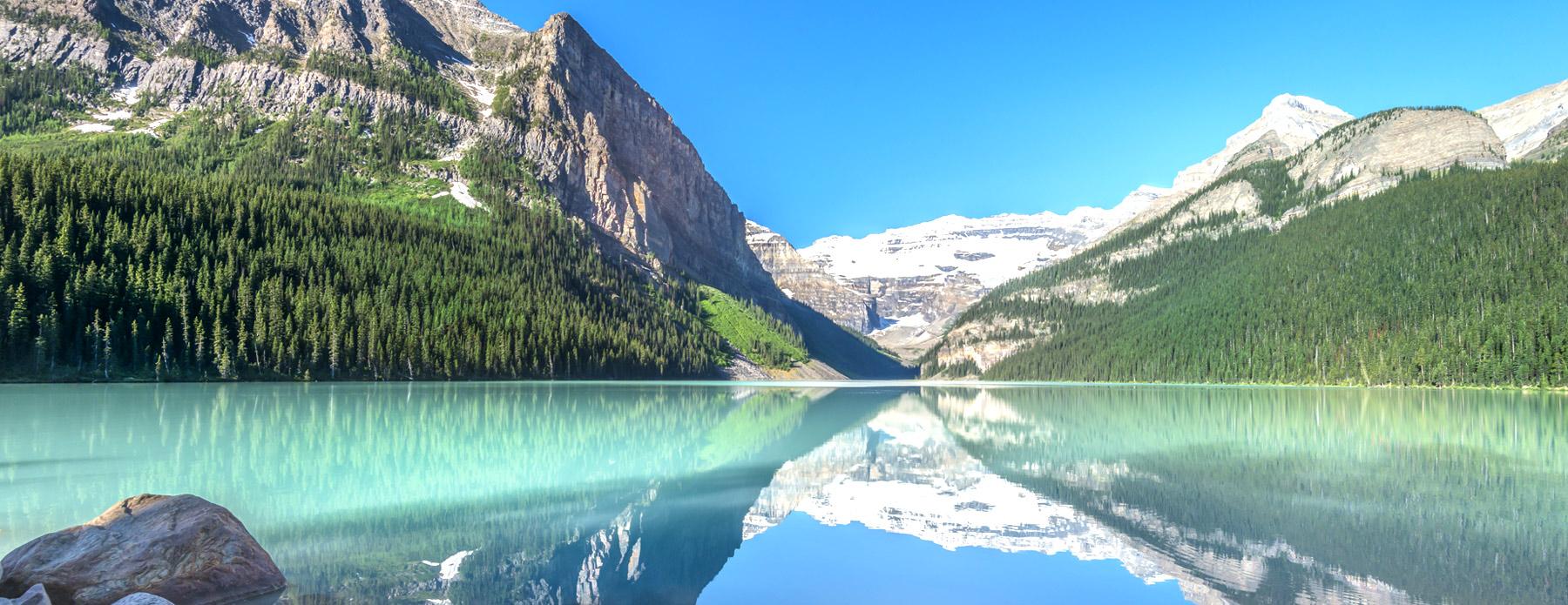 voyage dans les rocheuses canada
