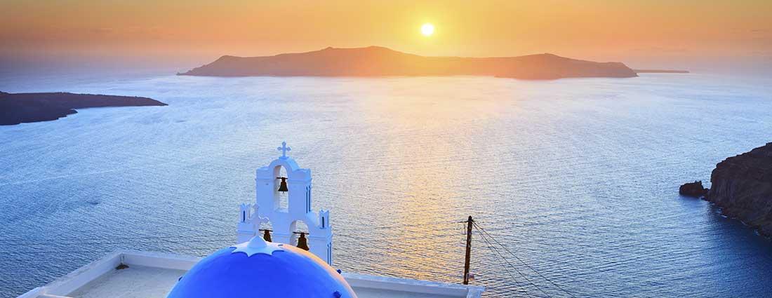 Europe destination voyage vacances tourisme voyages - Les plus beaux coucher de soleil sur la mer ...