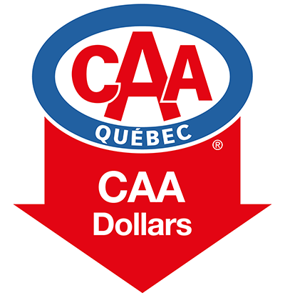 Rebates in CAA Dollars on some products
